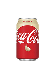 Coca-cola Vanilla 355ml