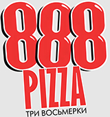 Logo 888pizza.ru