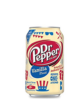 Dr.Pepper Vanilla 355ml